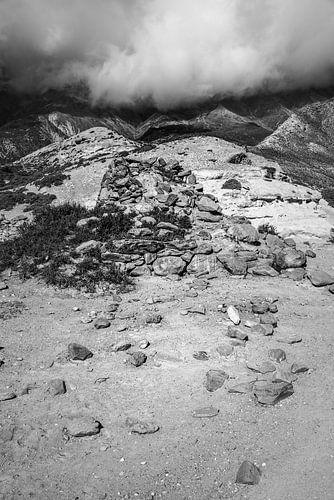 Bewolking in de Himalaya | Nepal