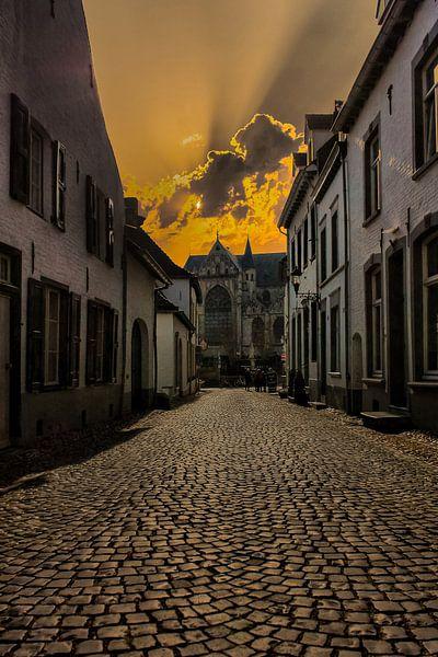 Afternoon, Thorn, Limburg,The Netherlands von Maarten Kost