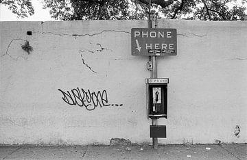 New Orleans - Telefon von Raoul Suermondt