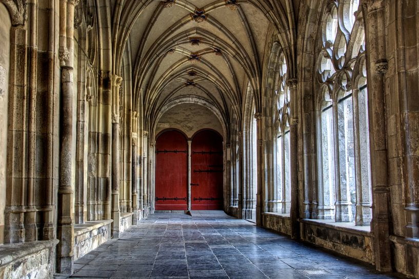 Gang, galerij in Kerk von PvdH Fotografie