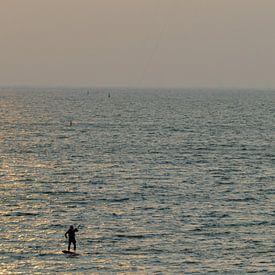 Der Surfer von Anjo ten Kate