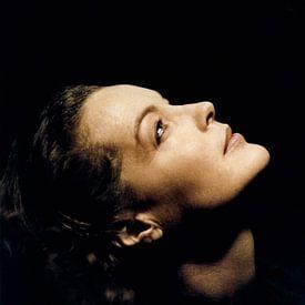Romy Schneider in Fantome D'Amour von Bridgeman Images