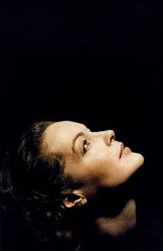 Romy Schneider in Fantome D'Amour van Bridgeman Images