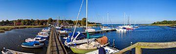 Segelurlaub - Hafen Ralswiek auf Rügen von GH Foto & Artdesign