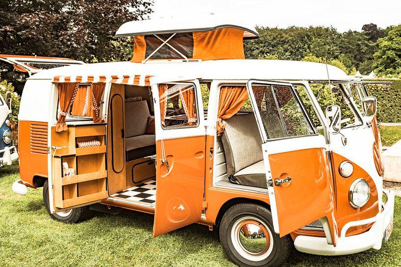 Volkswagen Transporter T1-camper van Sjoerd van der Wal
