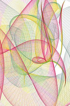 Geometria #CXXXIII von Dietmar Meinhardt