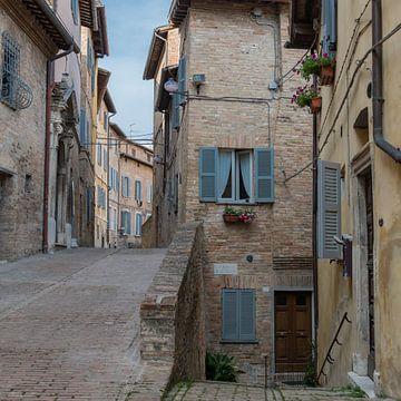 Straße in Italien von arjan doornbos