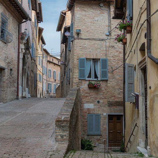 Straatje in Italië