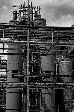Fabrikanlage von Joerg Keller