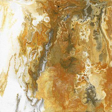 Abstracte samenstelling 952 van Angel Estevez