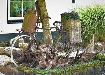 Fahrrad von Heidi de Vries