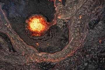 Geldingadalir Vulkan auf Island