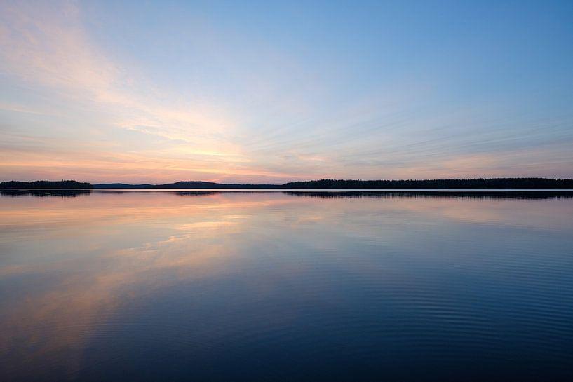 Blue tranquility van Rudy De Maeyer
