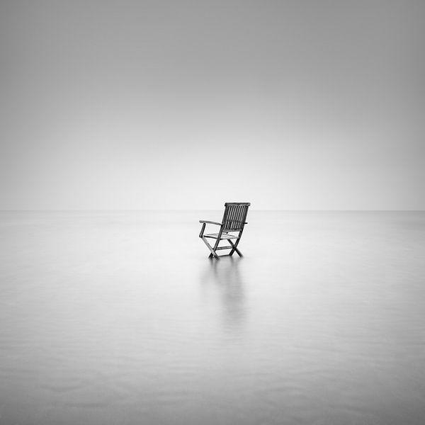 De stoel van Christophe Staelens