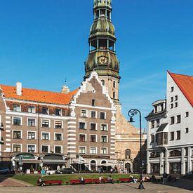 Riga, Latvia sur Gunter Kirsch