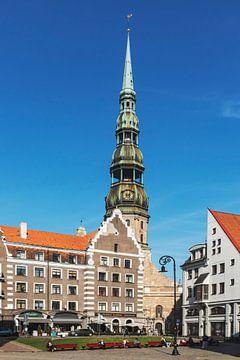 Riga, Latvia van Gunter Kirsch