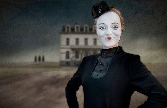 Je suis Marie-Jeanne van Pat Desmet