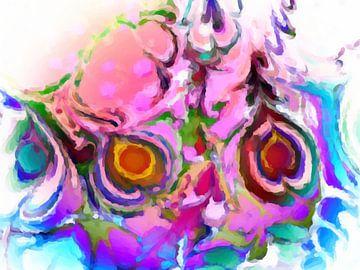 Bloemenzee VI van Maurice Dawson