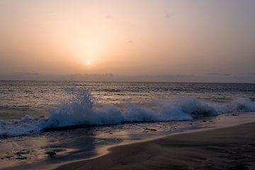 Sunset Cabo Verde von Annemieke Linders