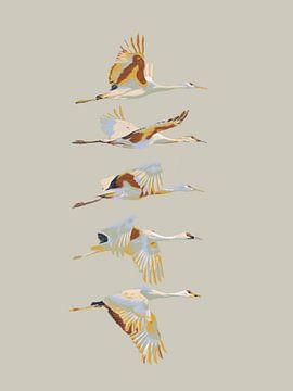 Free bird van Studio Carper
