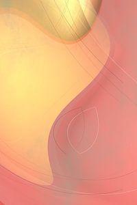 Abstrakt 2021 007 von Christine Bässler