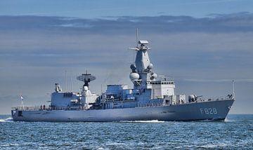 HNLMS van Speijk-MMSI 245962000-07-04-2017-Den Helder van Ed Vroom