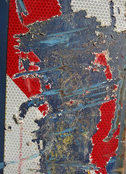 Urban Abstract 181 van MoArt (Maurice Heuts)