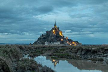 Mont-Saint-Michel von John Ouds