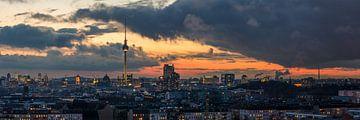 Panorama de Berlin sur Robin Oelschlegel