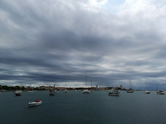 Umag harbor