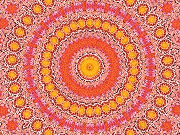 Retro-Muster 2 (Retro-Muster) von Caroline Lichthart
