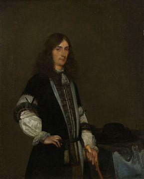 François de Vicq (1646-1707), seit 1697 mehrmals Bürgermeister von Amsterdam, Gerard ter Borch (II),