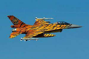Belgische Luchtmacht F-16AM Fighting Falcon van