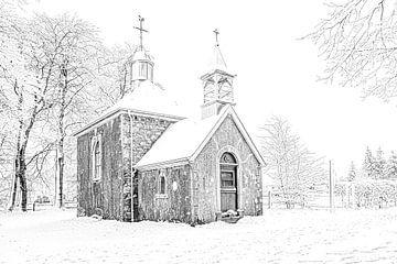 Fischbach-Kapelle von Hans Dikken
