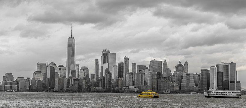 Yellow Cab van Rene Ladenius