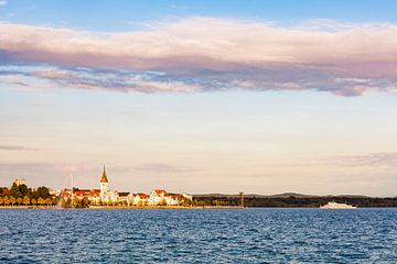 Friedrichshafen aan de Bodensee van Werner Dieterich