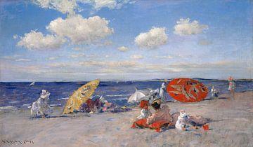 Am Meer, William Merritt Chase - ca. 1892