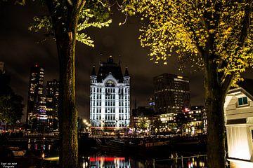 Het Witte huis Rotterdam van joost  van Aalst