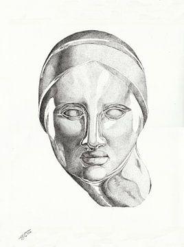 Jungfrau (Venus) von Carmen-Ghizela Todita
