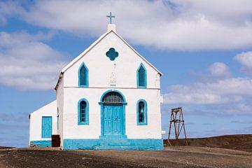 Église de Pedra de Lume, Sal, Cap-Vert.... sur Adri Vollenhouw