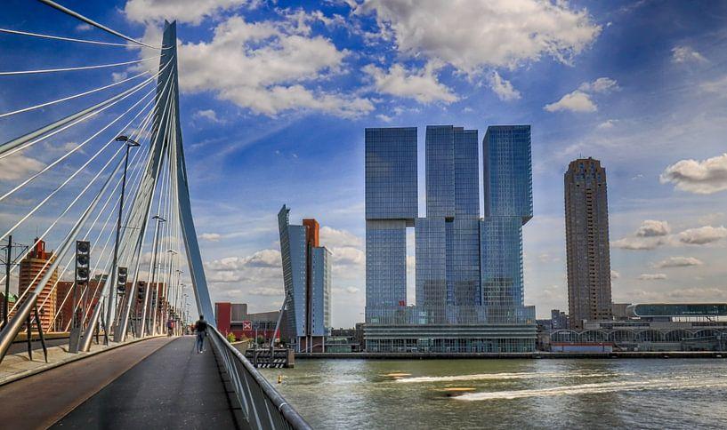 Rotterdam, twee keer! van Eddie Meijer