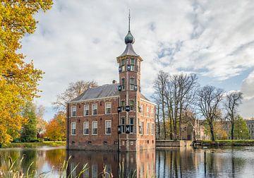 Rückfassade Schloss Bouvigne von Ruud Morijn