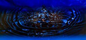Water droplet von Menno van der Werf