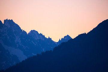Berg Contouren