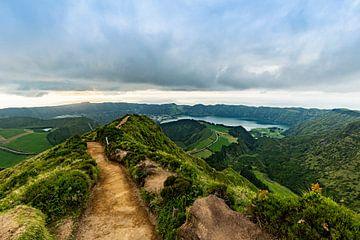 Miradouro da Boca do Inferno (Azoren) van