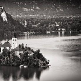 Lac de Bled (Slovénie) sur Alexander Voss