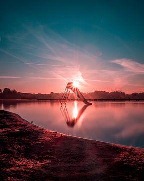 Bohlender See Rotterdam 6 von Nuance Beeld