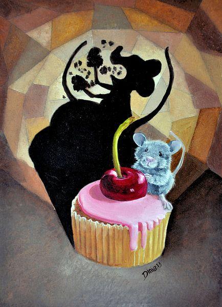 cupcake van Dinie de zeeuw