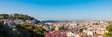 Lisbonne au printemps sur Werner Dieterich