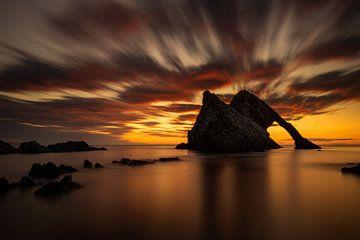 Boog Fiddle Rock van Wojciech Kruczynski